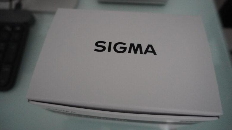 SIGMA F1.4 16mm